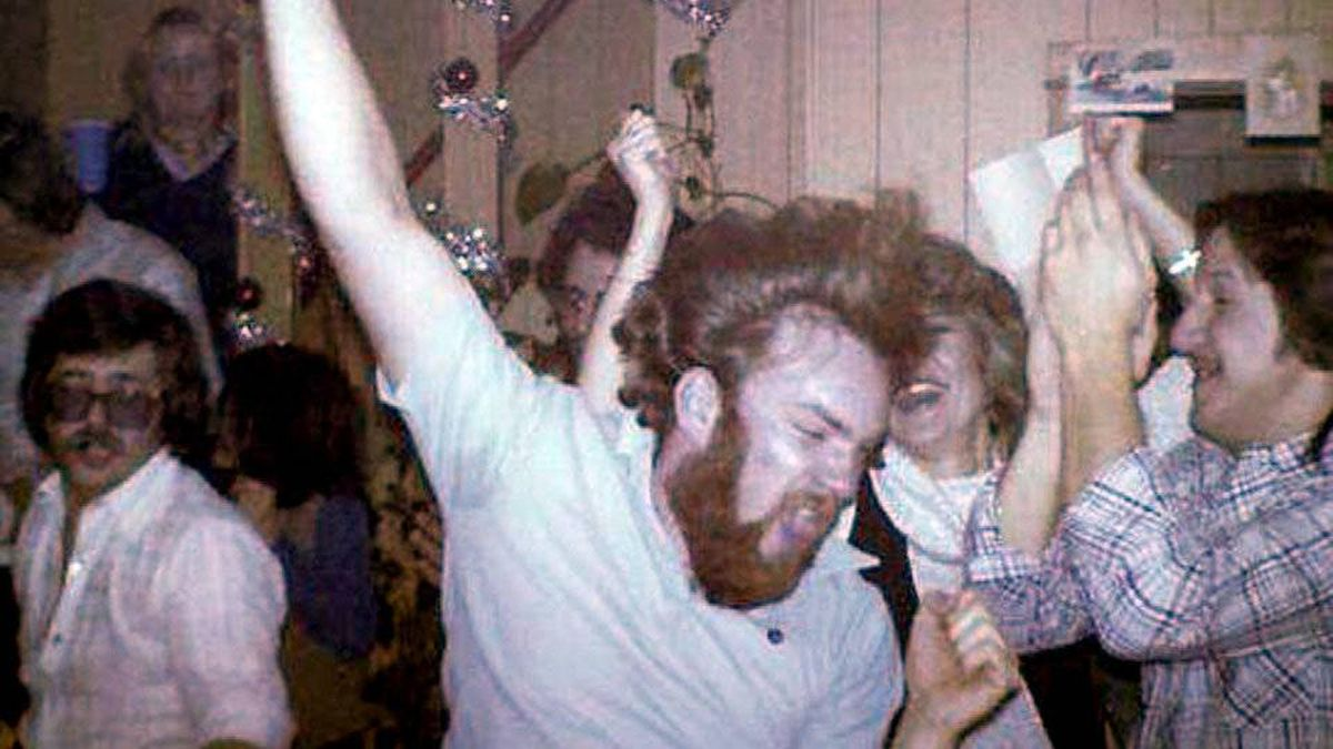 Your dad knew how to rage before you did and his friends are still afraid to give him whiskey because of it. Caption courtesy of: Dads are the Original Hipsters