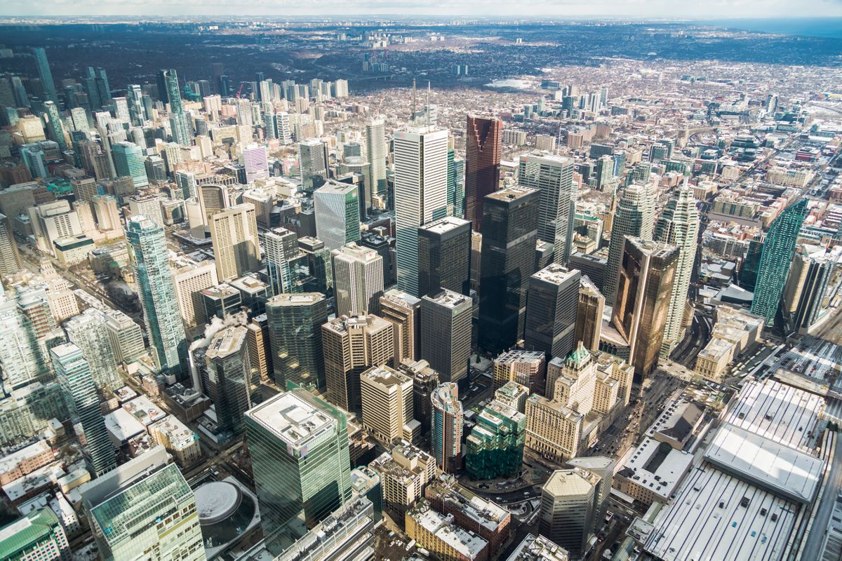 Despite lingering pandemic, the economic outlook for commercial property brightens