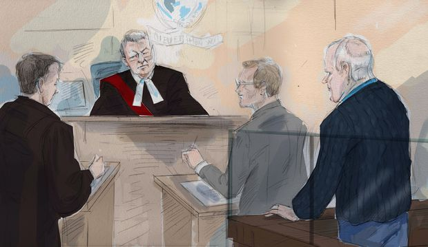 Toronto McArthur Enters Guilty Plea News Centre News