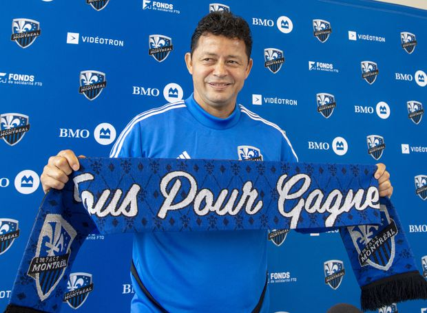 New coach Wilmer Cabrera hopes to make immediate impact in Montreal