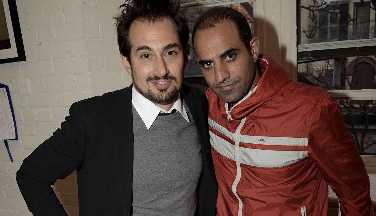 Anwar Mekhayech and Ralf Madi