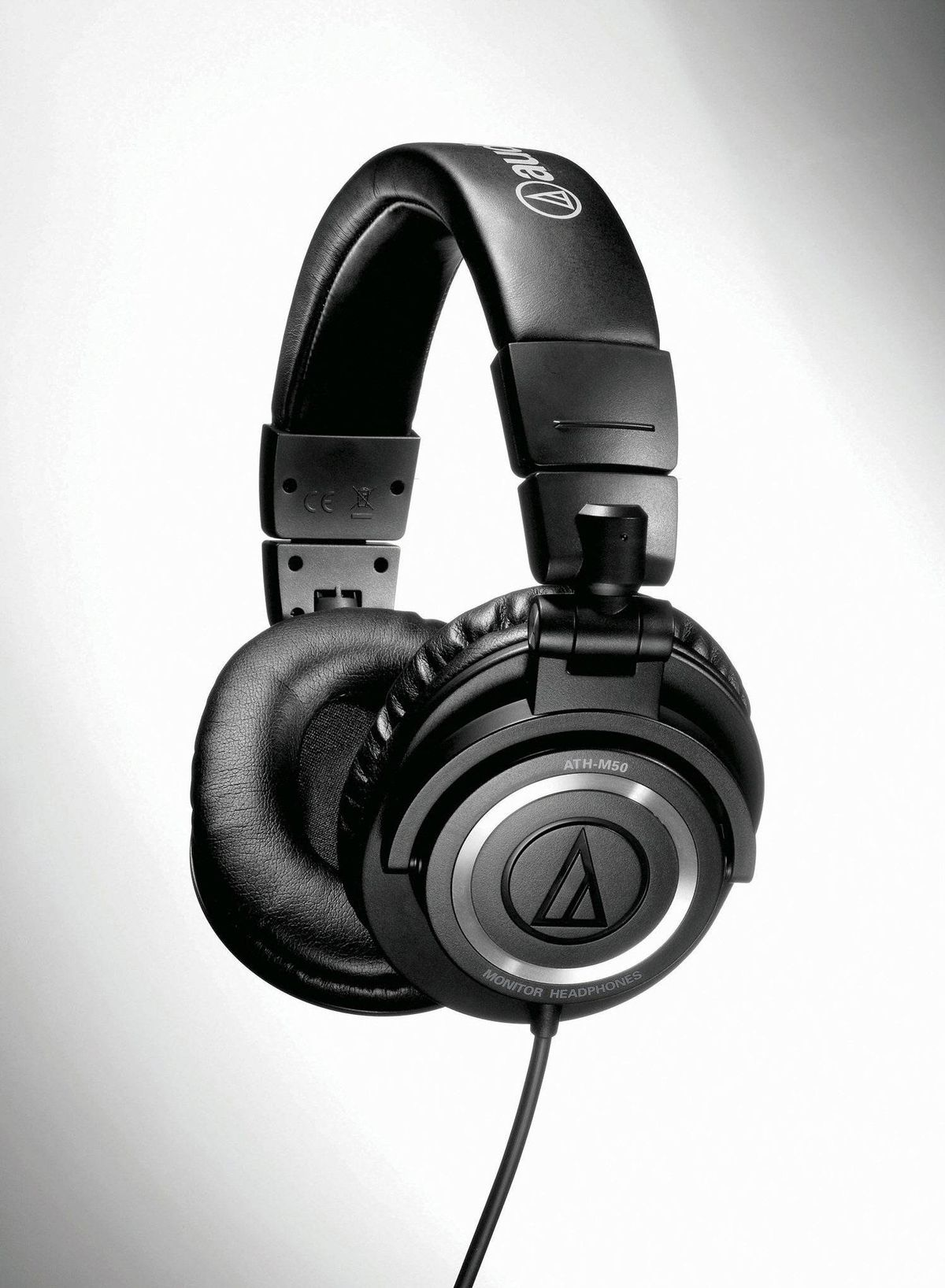 Audiophile's choice: Audio-Technica ATH-M50 ($179.99) Like being in a recording studio, in the dark. Sound: Easily the best value for money. Crisp highs, warm mids, clear bass. Tunes: Everything sounds good on them, though bass addicts may miss the over-the-top thump of less precise units. Looks: Dull as dishwater. But if all you care about is audio, search no further.