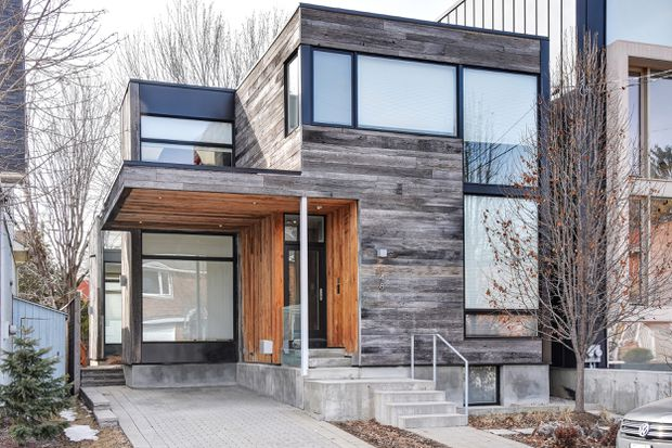 Home Of The Week A Minimalist Zen Barn In Ottawa The Globe And Mail