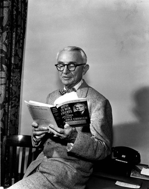 How Dale Carnegie's self-help movement is now more about entitlement than enlightenment