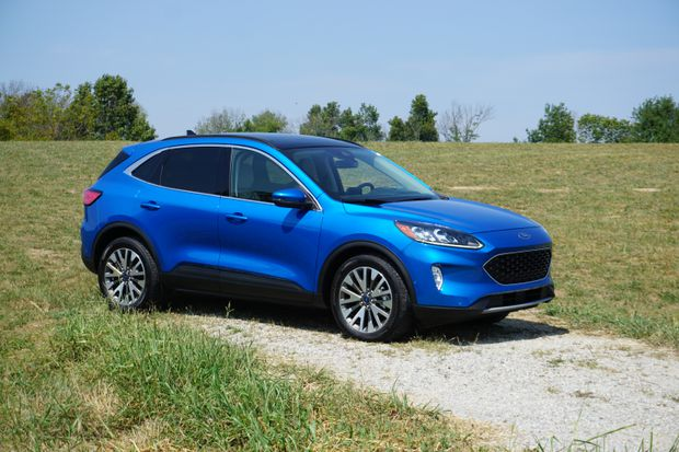 Ford's fourth-generation 2020 Escape is a breakout achievement