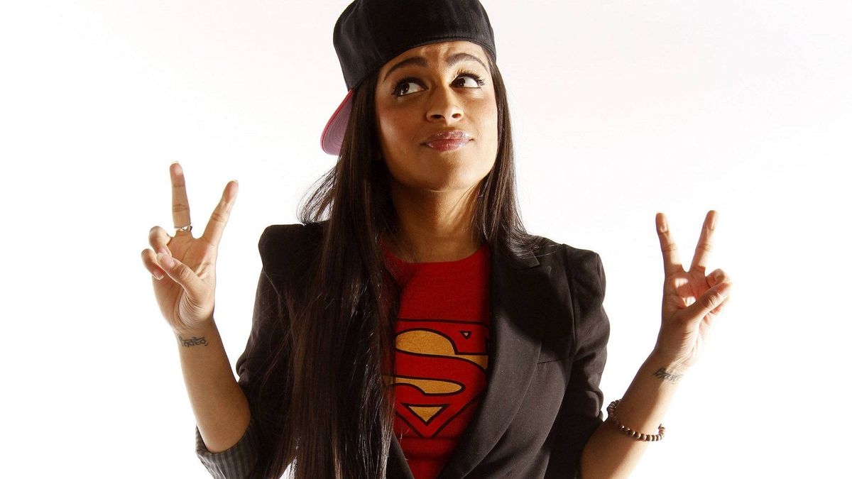 Comedian Lilly Singh