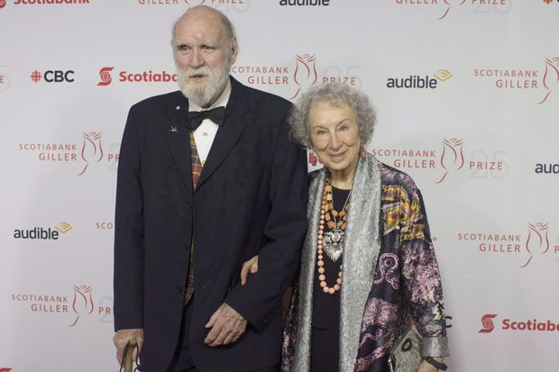 Canadian author Graeme Gibson dies at 85
