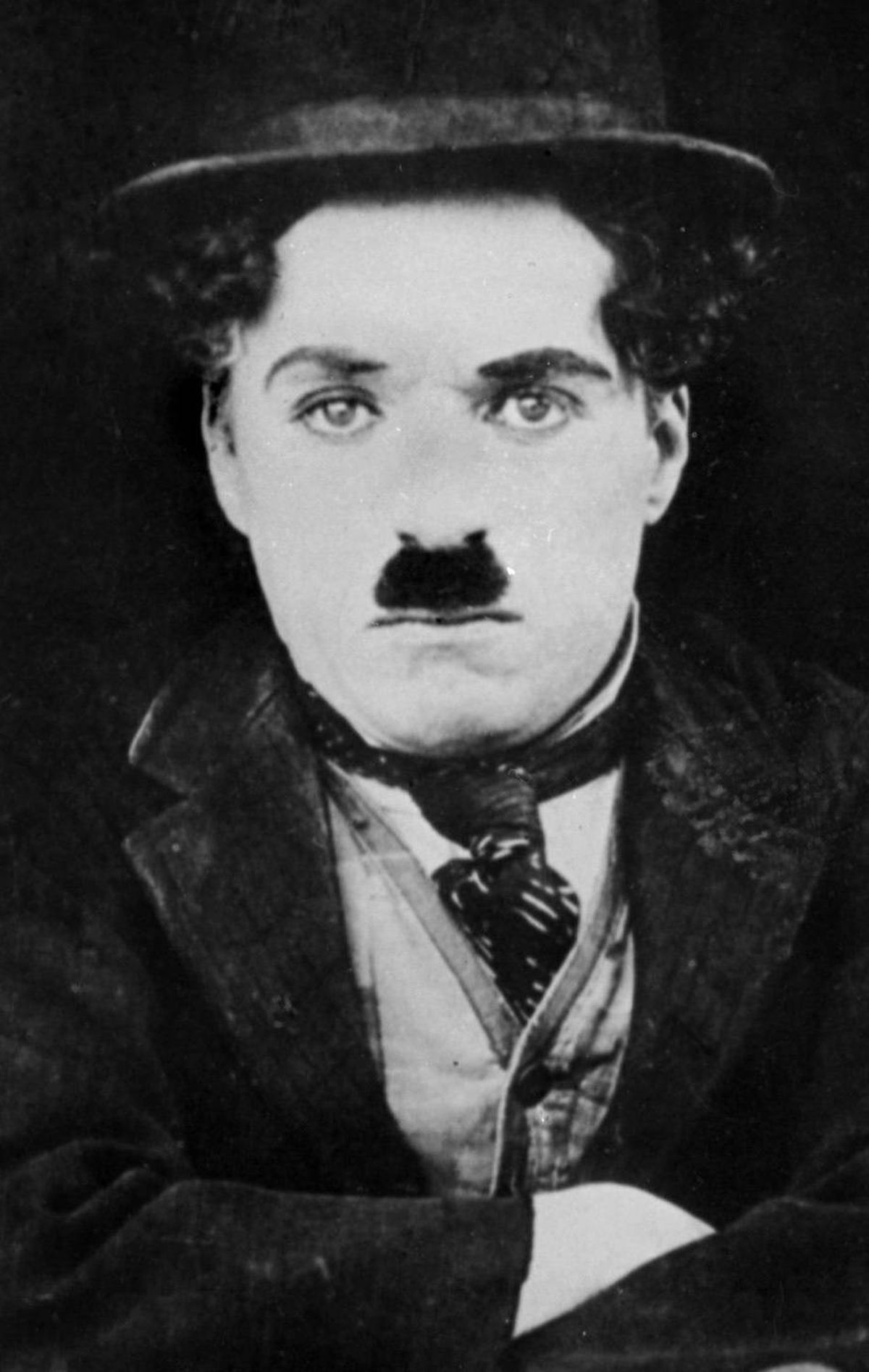 The pioneer of the stache, the founder of the fuzz - Charlie Chaplin rocked his facial hair like a gentleman and a scholar. Even in silent, colourless films, his manliness radiated - in large part due to that little strip of hair. We tip our hats to you, Charlie.