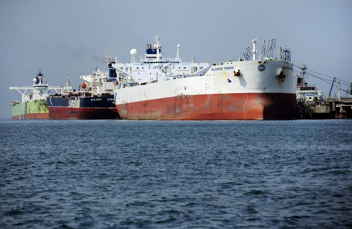 Why oil speculators are turning to ships as floating storage