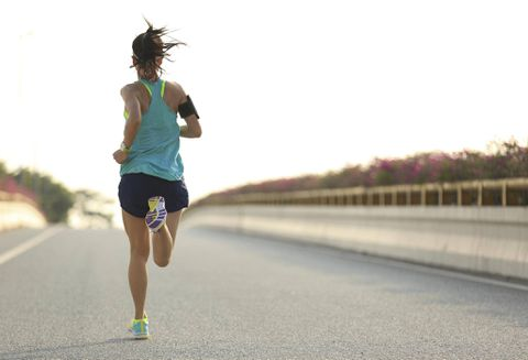 Long-distance runners, don't underestimate the power of protein