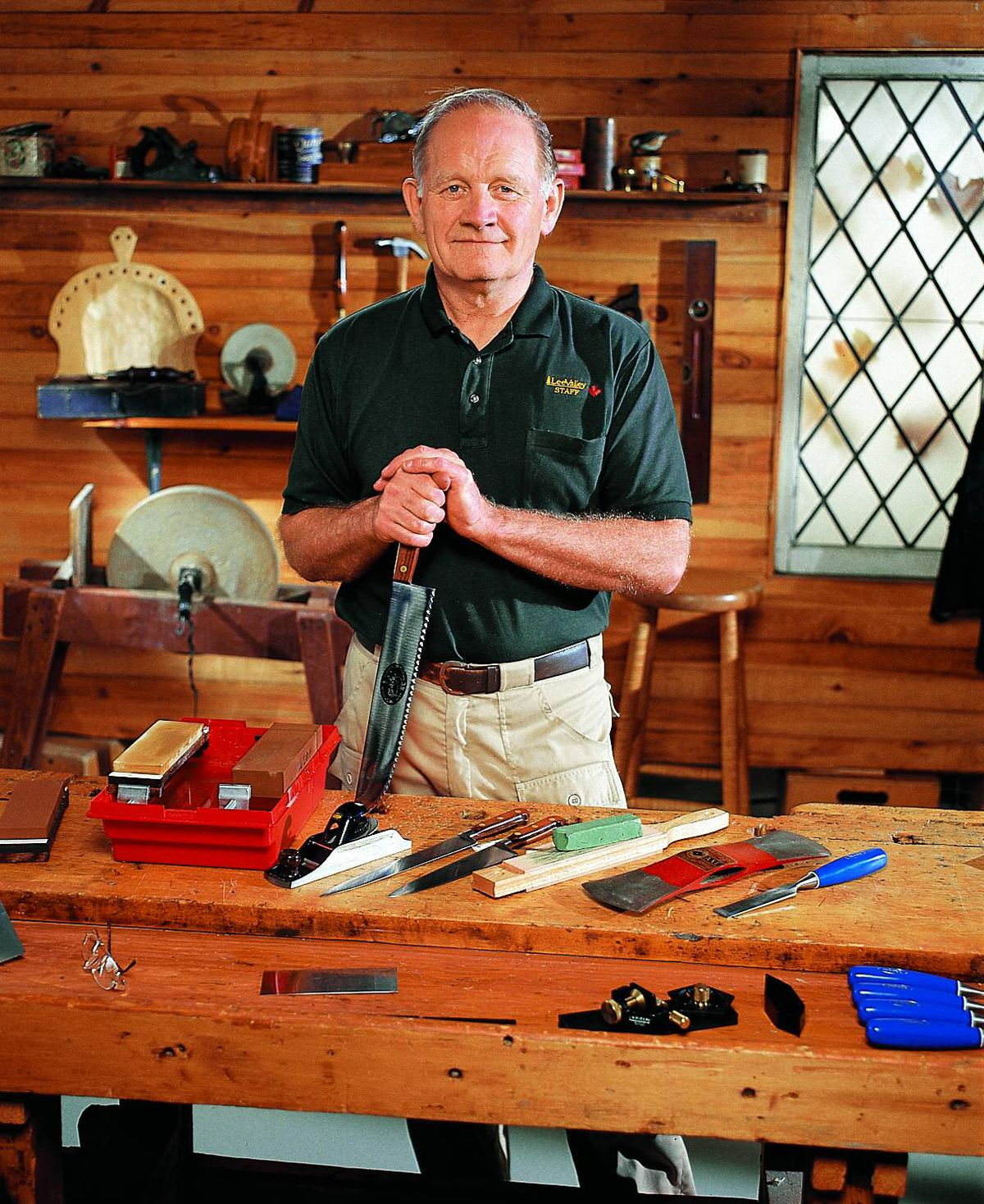 Lee Valley Tools Founder Leonard Lee Treated Customers As Friends
