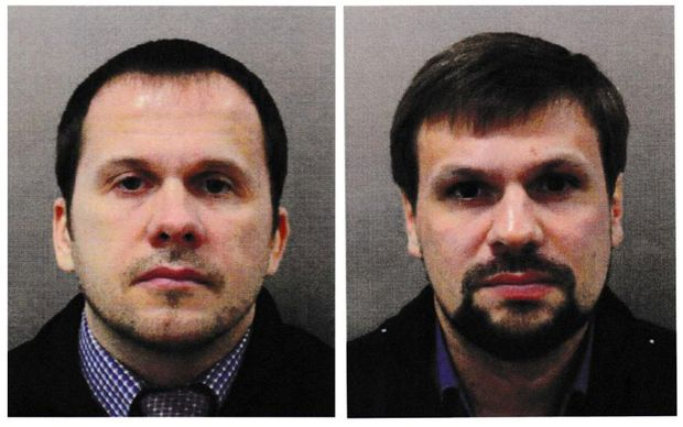 Britain, Allies Urge Moscow To Accept 'Compelling Evidence' In Novichok Attack