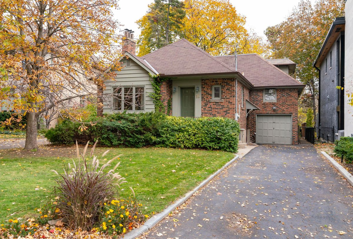 Home on large lot in a transitioning neighbourhood...