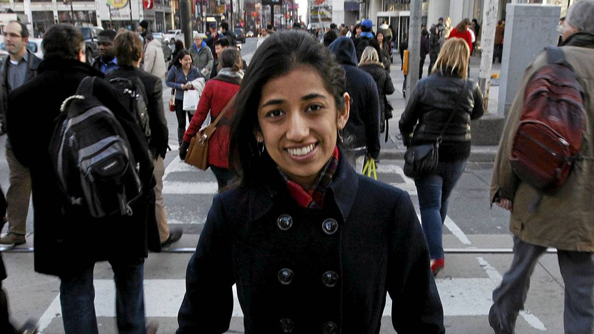 Kanika Gupta, founder of SoJo, is being recognized for the work she is doing to help young people establish their own social causes.