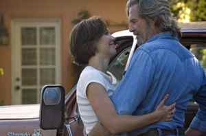 Maggie Gyllenhaal and Jeff Bridges: Her straightforward performance suggests little emotional complexity, while his is disturbingly authentic.