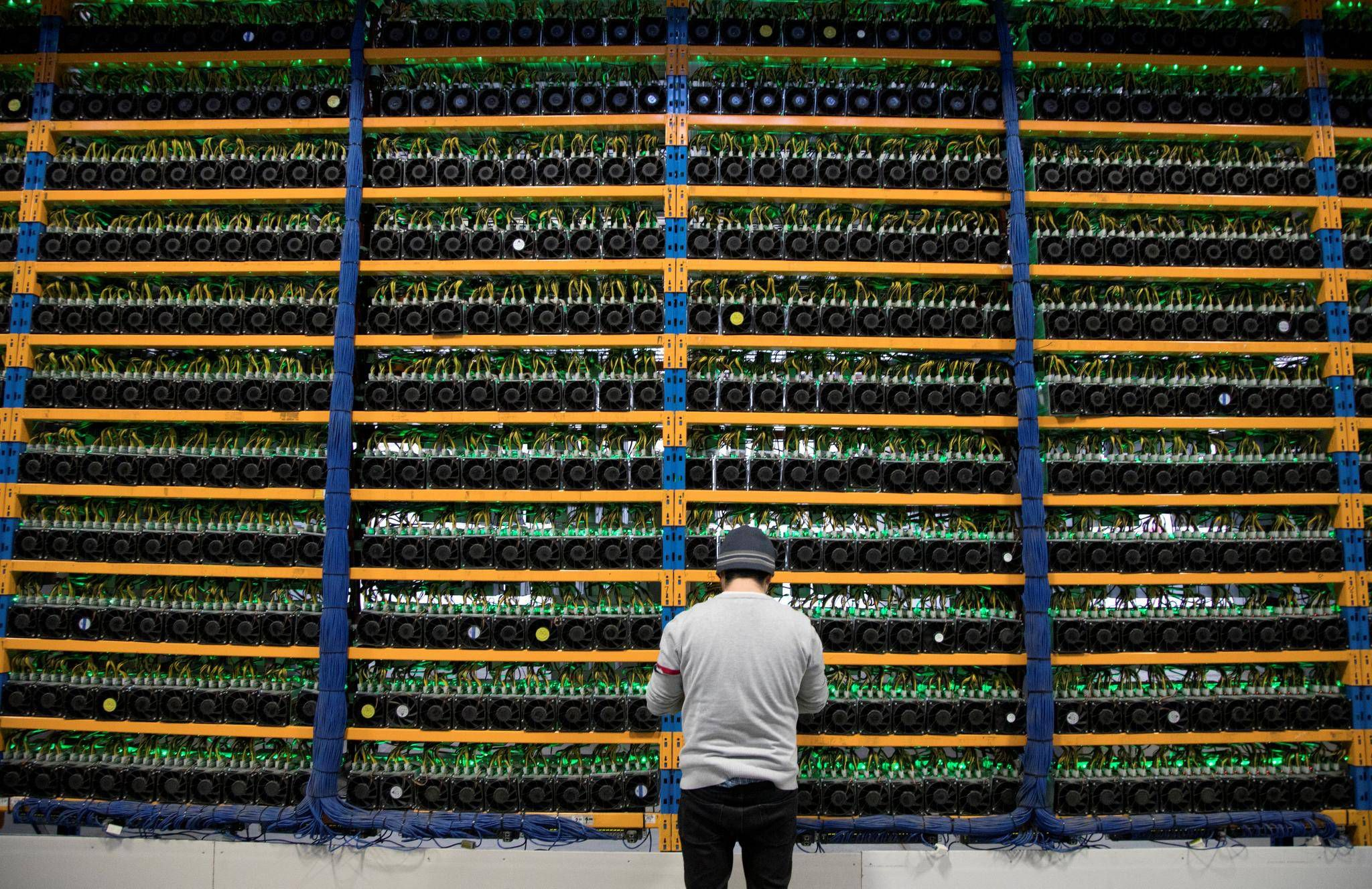 I Want To Be A Bitcoin Miner What Will My Salary