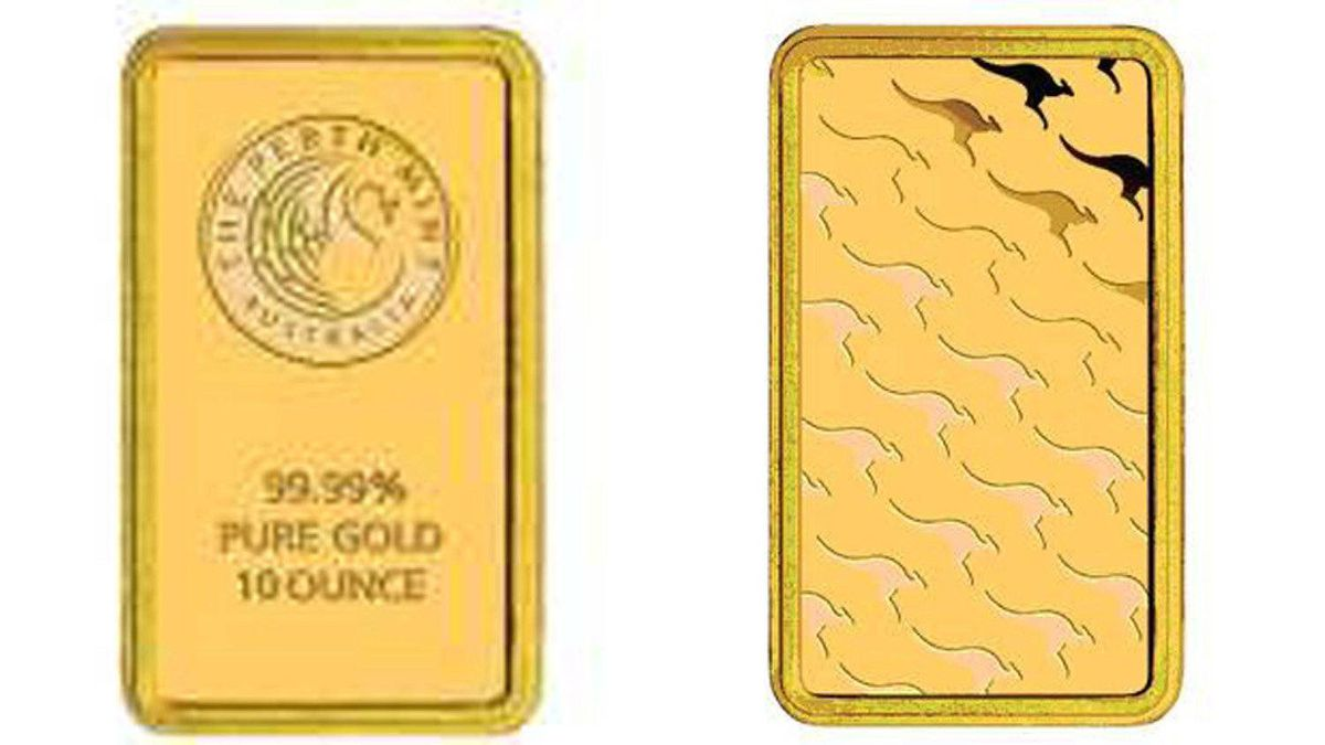 Toronto Police warn jewellers to look out for kangaroo-stamped gold bars