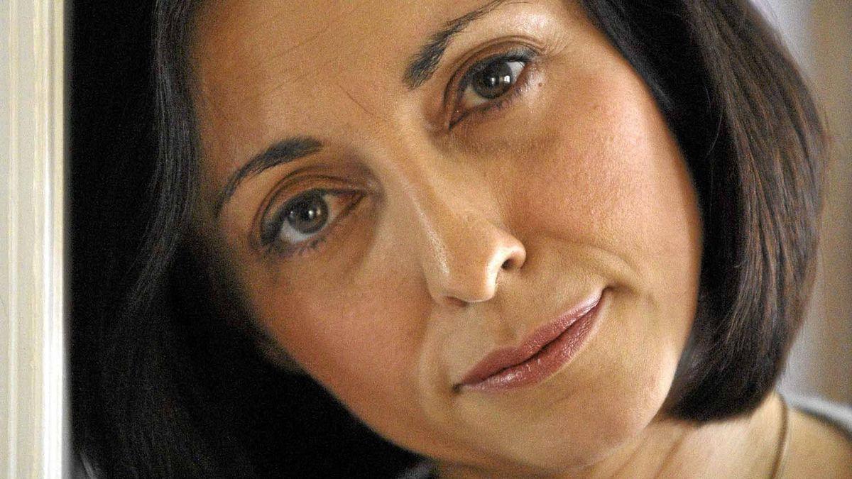 """Marina Nemat, author of """"Prisoner of Tehran"""""""