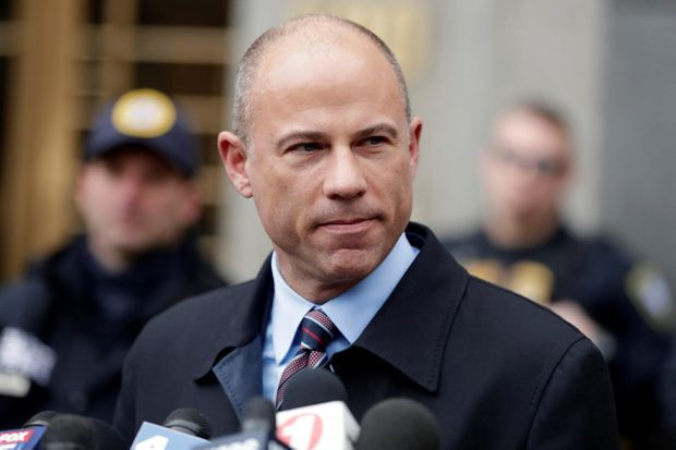 U.S. lawyer Michael Avenatti charged with defrauding Stormy Daniels