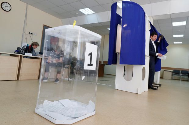 Big losses for Putin's party in Moscow due to 'smart voting'