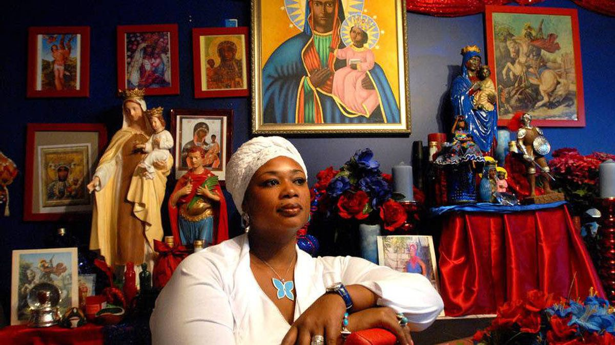 Rolanda Delerme, a fourth-generation voodoo priestess, is trying to reshape Quebeckers' views of her religion by opening up formerly off-limits temples to the public's view.