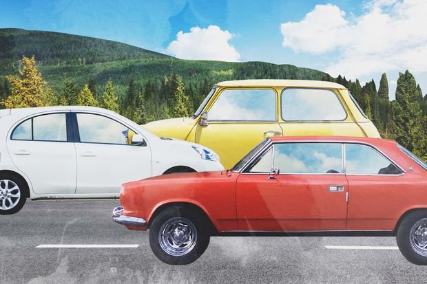 How to practise good physical distancing while driving this summer