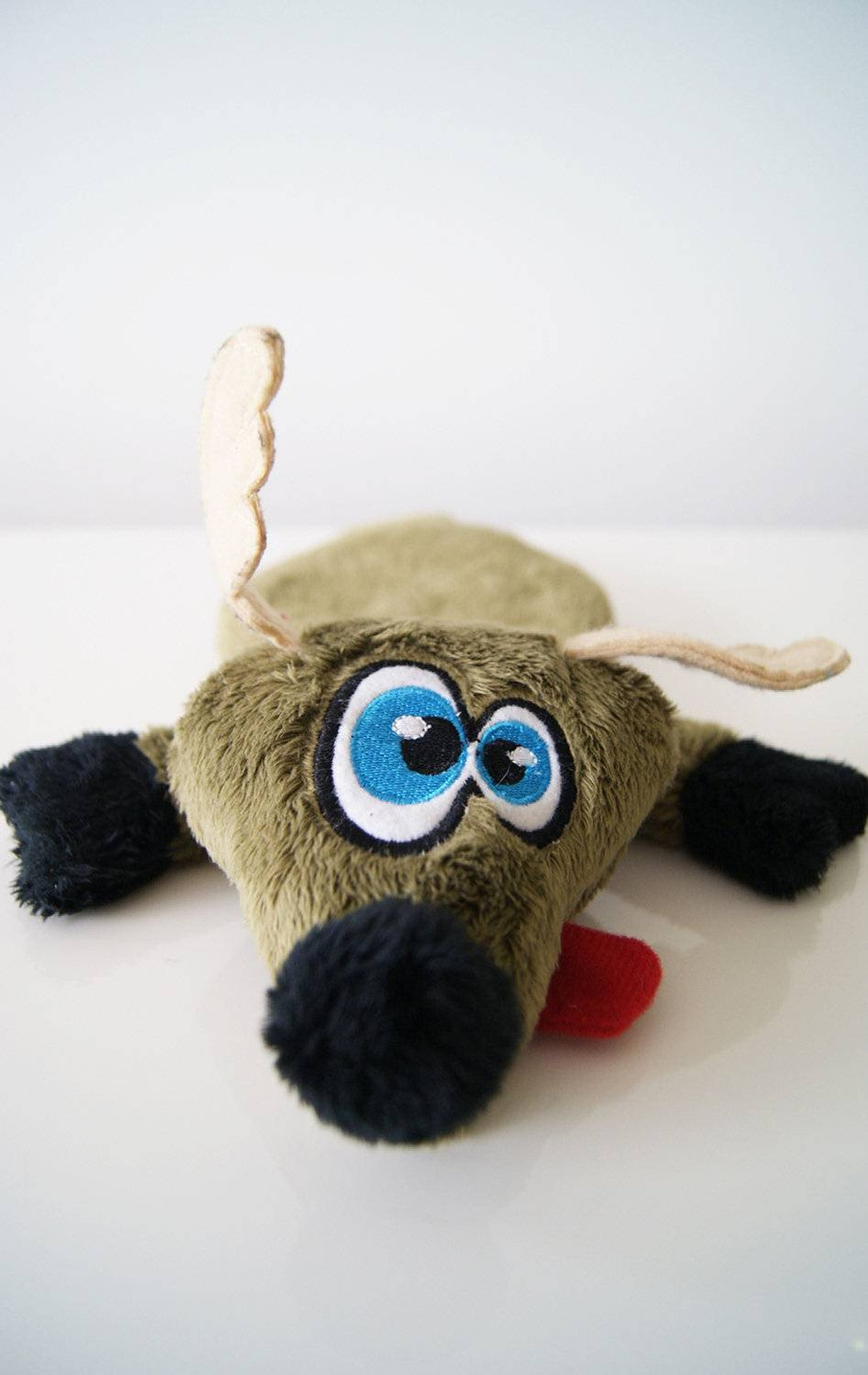 The first time Fido prances around with a new toy is heartwarming - but by the third hour, that squeak is etched in your brain. Avoid the headache: with a squeak so high that only dogs can hear, this toy is a dog-owner's best friend. Hear Doggy ($8.09) Pet Valu