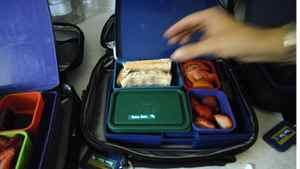 Let kids tell you what to pack in their lunch: If they don't like it, they won't eat it if you're not there.