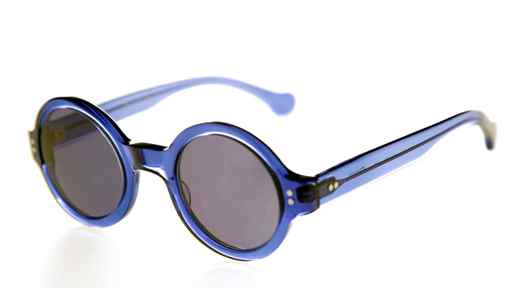 Designer sunglasses (Amy Verner) There's no doubt that statement shades conceal a long night. They can also be a conversation starter as my round, deep blue Paul Smith frames have proved. Oh, and I staunchly prefer my eyewear sans logo; I do not wish to be a walking billboard.