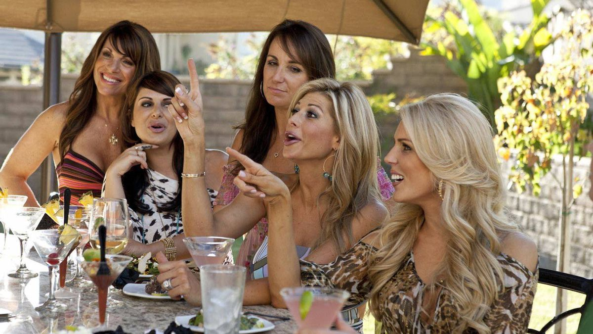 The Real Housewives of Orange County.