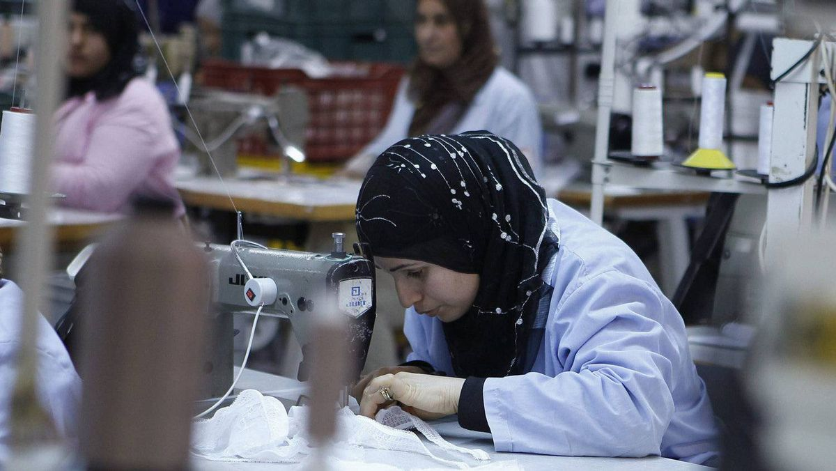 For many European manufacturers, producing their clothing closer to home increases quality, allows for faster shipping and enables more control over order sizes and other factors of production.