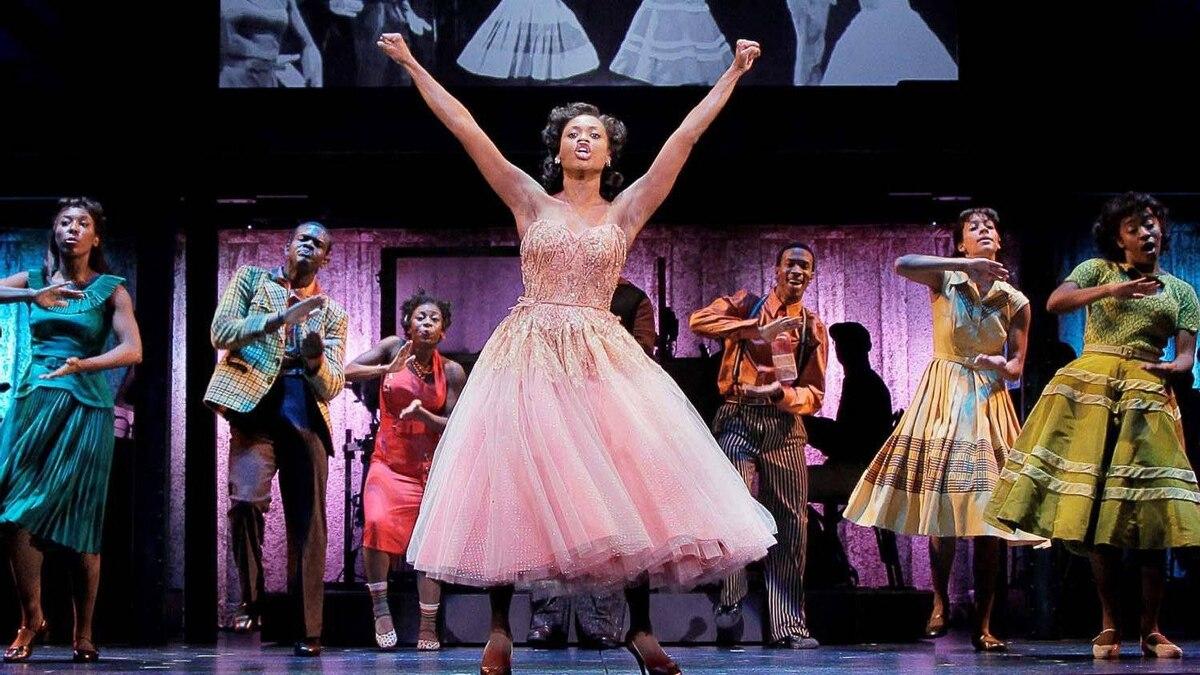 "Felicia Boswell as Felicia in a scene from ""Memphis"""
