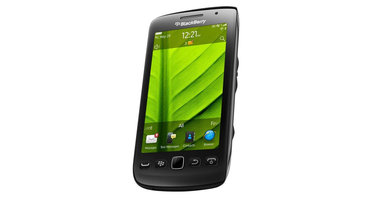 The touch screen Blackberry Torch 9860-9850.
