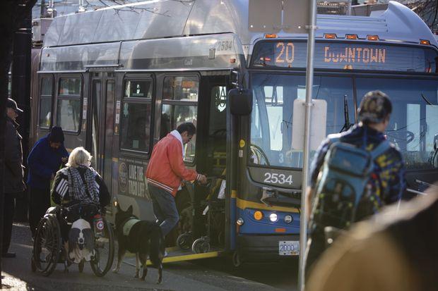 Metro Vancouver to see three-day bus system shutdown next week