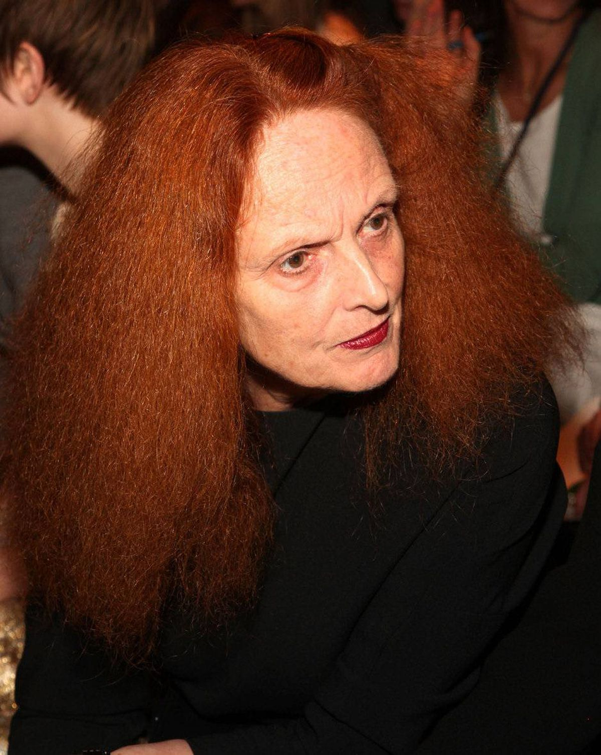 Grace Coddington: Mane event