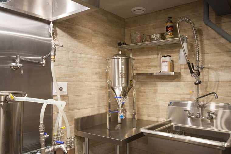 In A Suburban Ottawa Basement A State Of The Art Brew Room The Globe And Mail