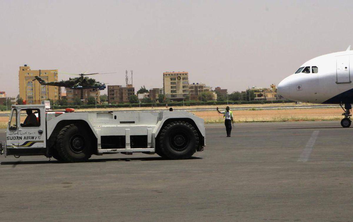 Khartoum Airport Tries To Burnish Its Image The Globe