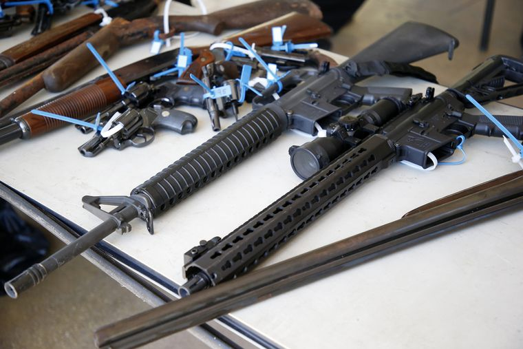 Critics say Canada's gun classification system out of step