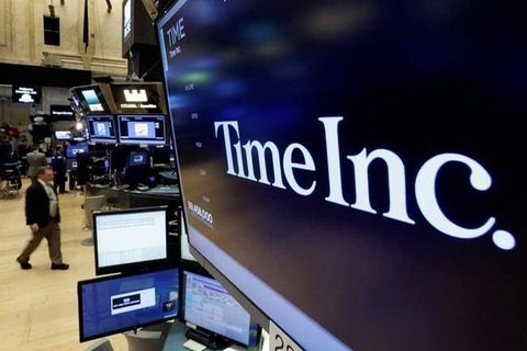 Time Inc. agrees to be sold to rival publisher Meredith