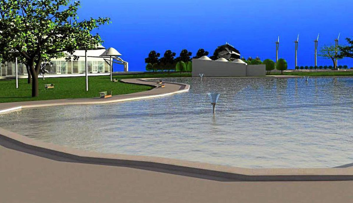 Pan Am Park: Hamilton - The Tiger Cats have proposed Pan Am Park as part of its bid to have a new stadium built in the city. ?The Tiger-Cats will contribute $1.5 million towards the development of the Pan Am Park vision ?The Tiger-Cats will make an annual contribution of $100,000 to support the maintenance and on-going operations of the Park objective is to provide the city of Hamilton a legacy after the Pan Am Games of 2015 in the West Harbour. ?Pan Am Games Park would provide a cycling velodrome to be used by the Southern Ontario cycling communities, as well as, a state of the art 3,500 seat amphitheatre to provide a venue for both local and international bands to play in an intimate concert venue. ?Pan Am Games Park would attract over 600,000 people throughout the season to its diverse attractions. ?As opposed to a stadium open 30 dates a year with large crowds creating traffic, congestion and access issues, these venues in the park will produce 365 day usage with a constant flow of people in high volume but low density, alleviating many of the communities concerns. It is estimated this concept for the park will in fact draw an annual audience double that of a stadium concept