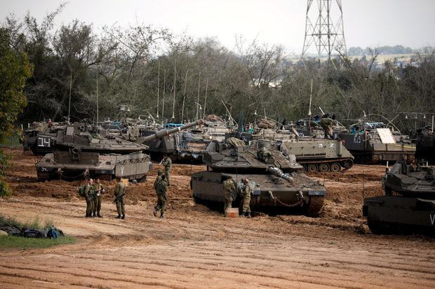 Netanyahu: Israel 'responding forcefully' to 'wanton aggression'
