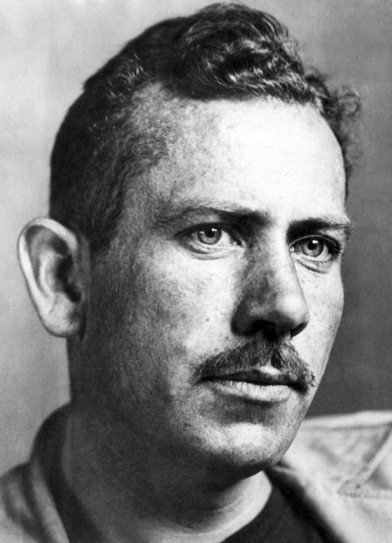 steinbecks the leader of the people John steinbeck iii was an american writer he wrote the pulitzer prize-winning novel the grapes of wrath, published in 1939 and the novella of mice and men, published in 1937 in all, he wrote twenty-five books, including sixteen novels, six non-fiction books and several collections of short stories.