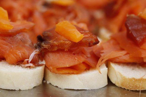 I enjoy eating smoked salmon  How healthy is it? - The Globe