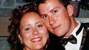 Christopher Fulton and his wife Teresa Fulton are shown in this undated family handout photo. Fulton was one of the eleven people that were killed Monday afternoon in Hampstead, a tiny community northeast of Stratford, after a flatbed truck broadsided the large white passenger van carrying 13 people, sending it hurtling across a lawn and smashing into the side of a house.