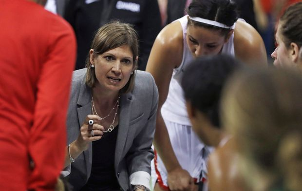 Canada's women's basketball team leaving nothing to chance at Olympic qualifier
