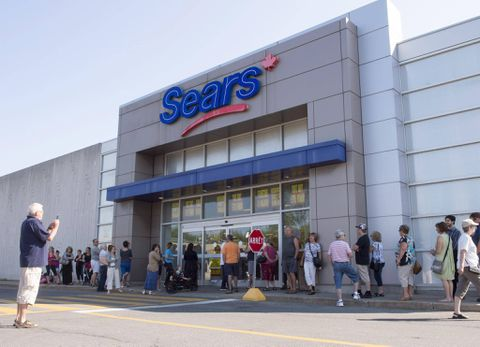 Sears Canada adds 11 stores to closure list