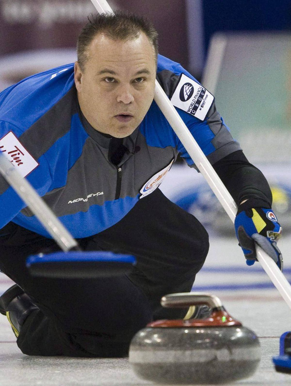 Kamloops Secures The 2014 Brier The Globe And Mail