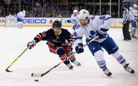 Mirtle: Relying on skill over size has Leafs back to winning ways