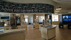RBC bank Branch in the U.S.