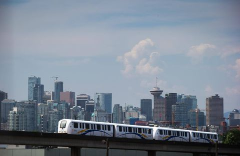 Vancouver's skyline to rise amid an office-tower building boom
